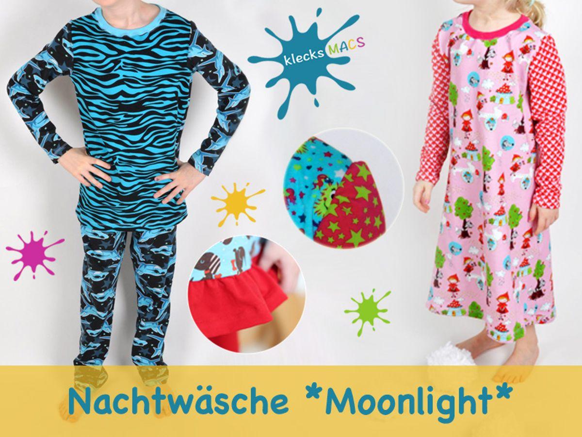 Produktfoto von klecksMACS für Schnittmuster Moonlight