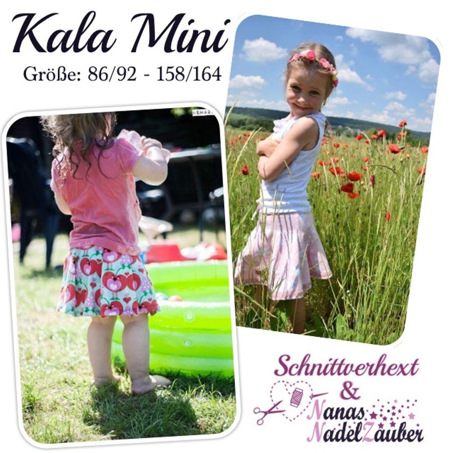 Produktfoto von Schnittverhext für Schnittmuster Kala Mini