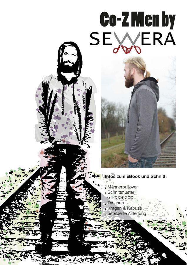 Produktfoto von sewera für Schnittmuster Co-Z Men
