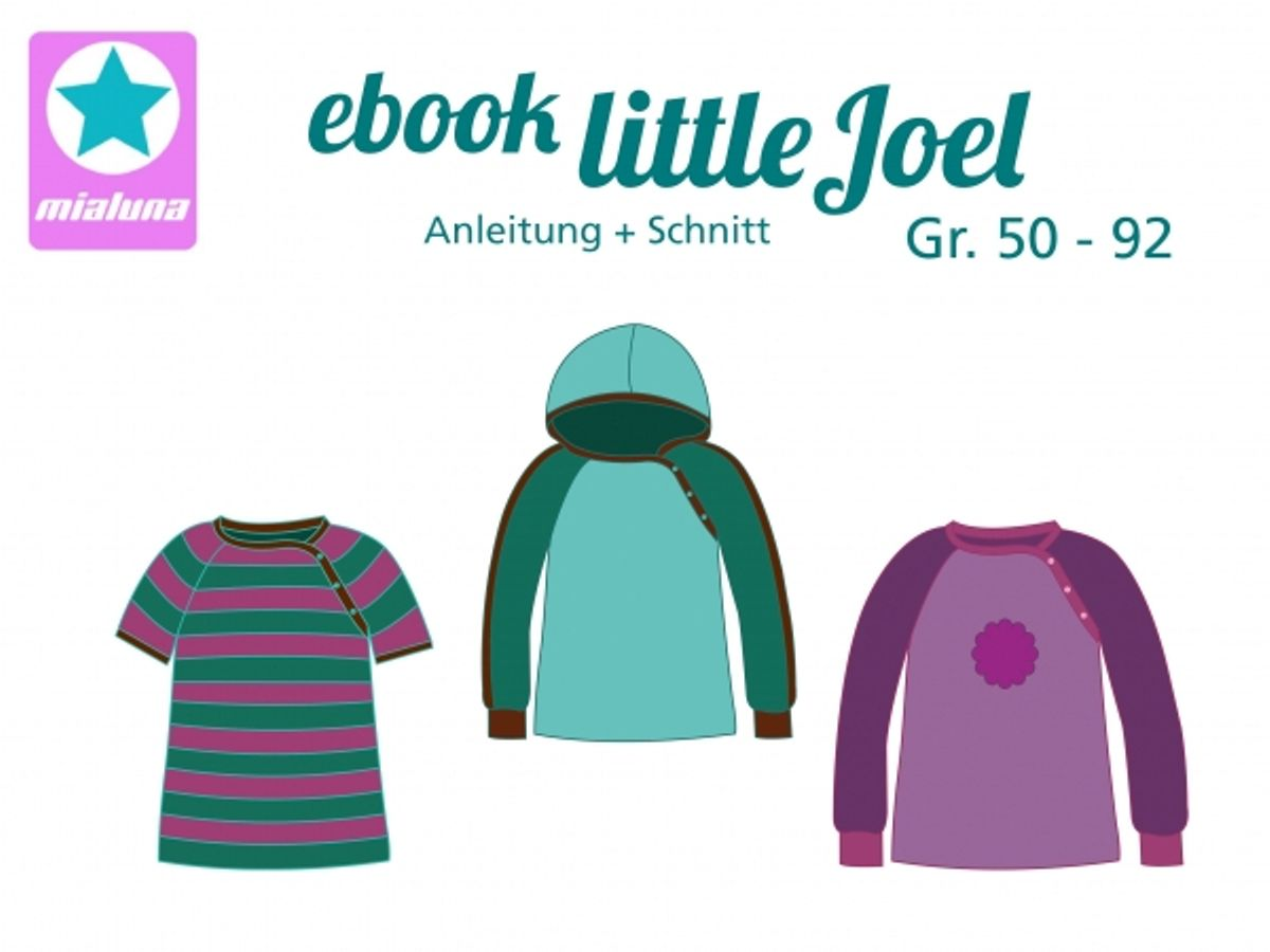 Produktfoto von mialuna für Schnittmuster Little Joel