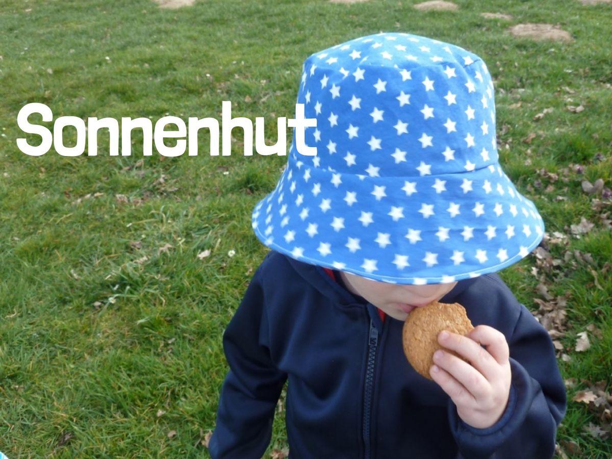 Produktfoto 5 von Windschnittich für Schnittmuster Bandana + Sonnenhut