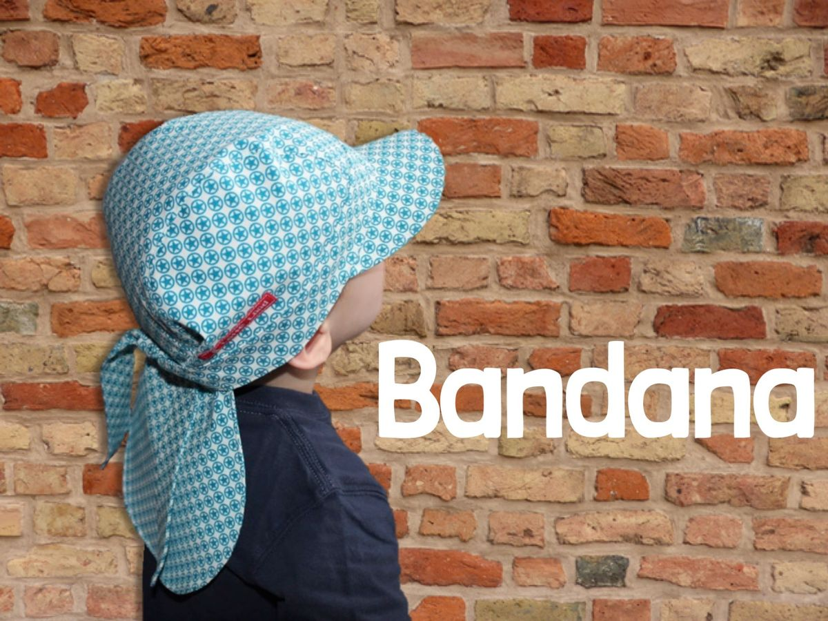 Produktfoto 8 von Windschnittich für Schnittmuster Bandana + Sonnenhut
