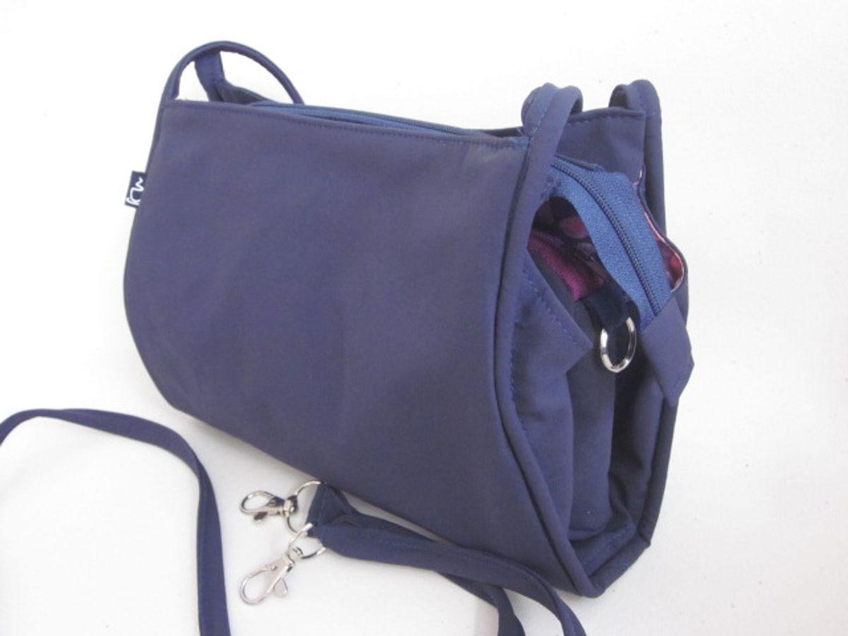 """Produktfoto 2 von RUND und ECKIG für Schnittmuster Kombi-Ebook Tasche """"Astrid"""" & """"MidiWallet"""""""