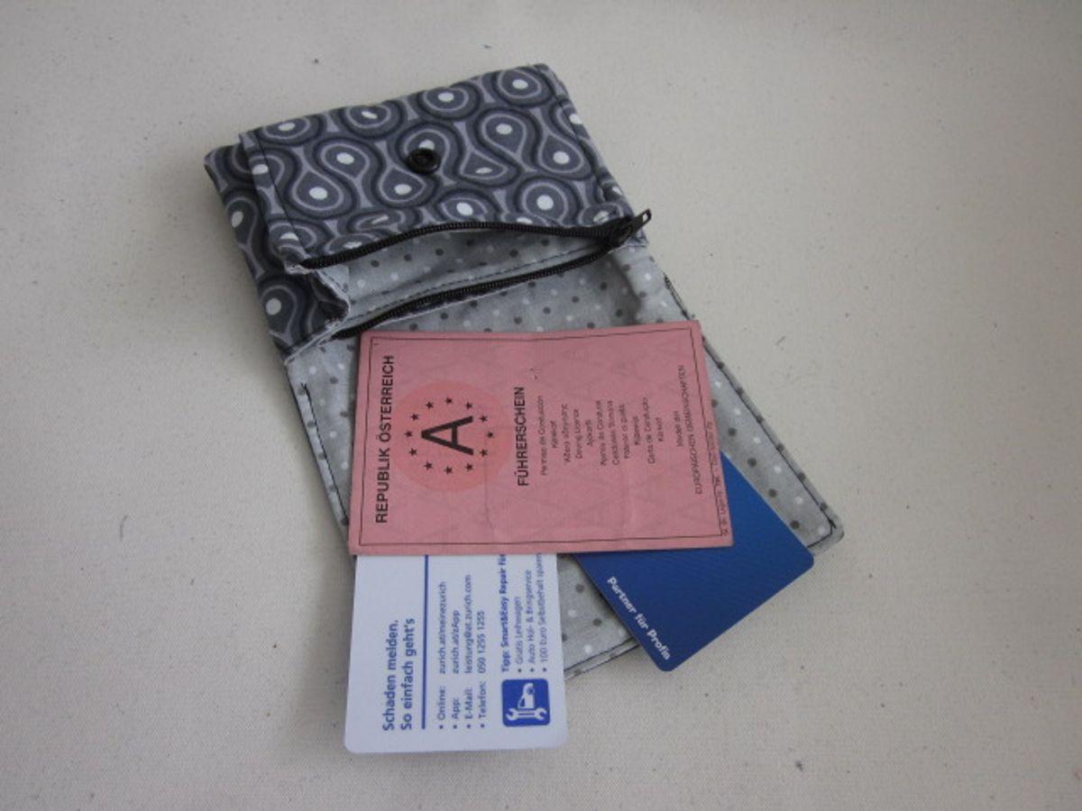 """Produktfoto 9 von RUND und ECKIG für Schnittmuster Kombi-Ebook Tasche """"Astrid"""" & """"MidiWallet"""""""