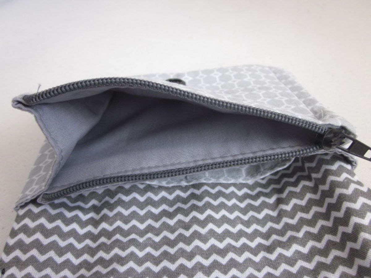 """Produktfoto 6 von RUND und ECKIG für Schnittmuster Kombi-Ebook Tasche """"Asta"""" & """"MidiWallet"""""""