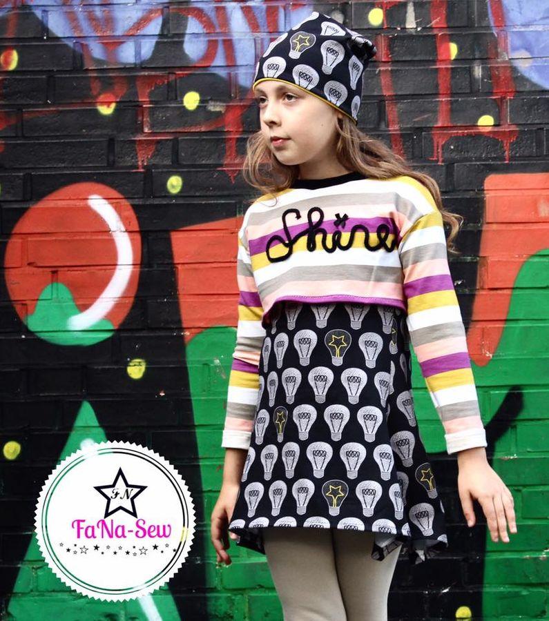 Produktfoto 3 von AmElina Träumelie für Schnittmuster Hitzefrei loves TraumShirt