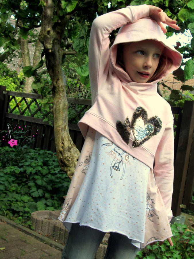 Produktfoto 5 von AmElina Träumelie für Schnittmuster Hitzefrei loves TraumShirt