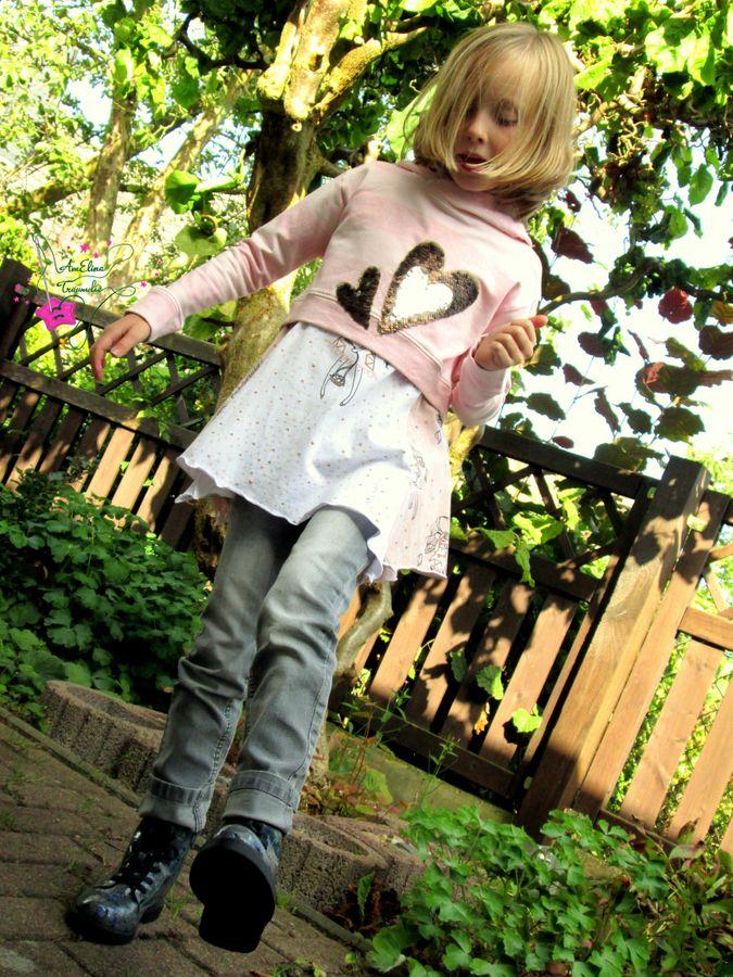 Produktfoto 7 von AmElina Träumelie für Schnittmuster Hitzefrei loves TraumShirt