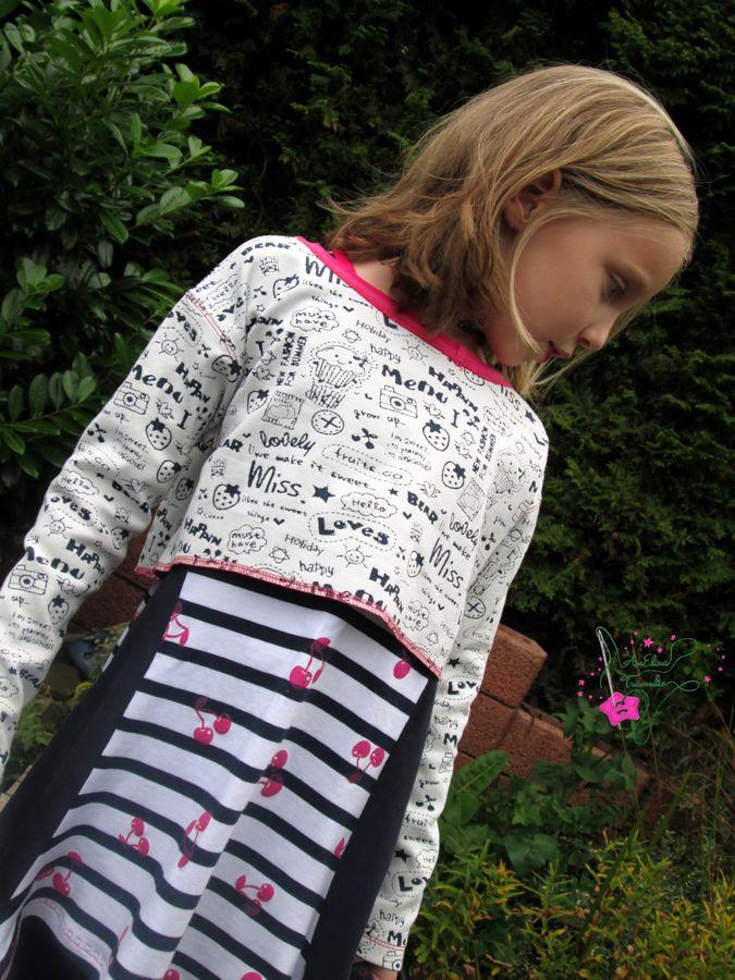 Produktfoto 8 von AmElina Träumelie für Schnittmuster Hitzefrei loves TraumShirt