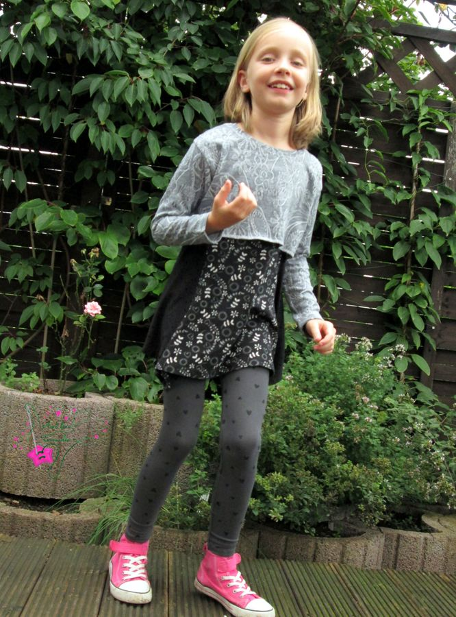 Produktfoto 10 von AmElina Träumelie für Schnittmuster Hitzefrei loves TraumShirt
