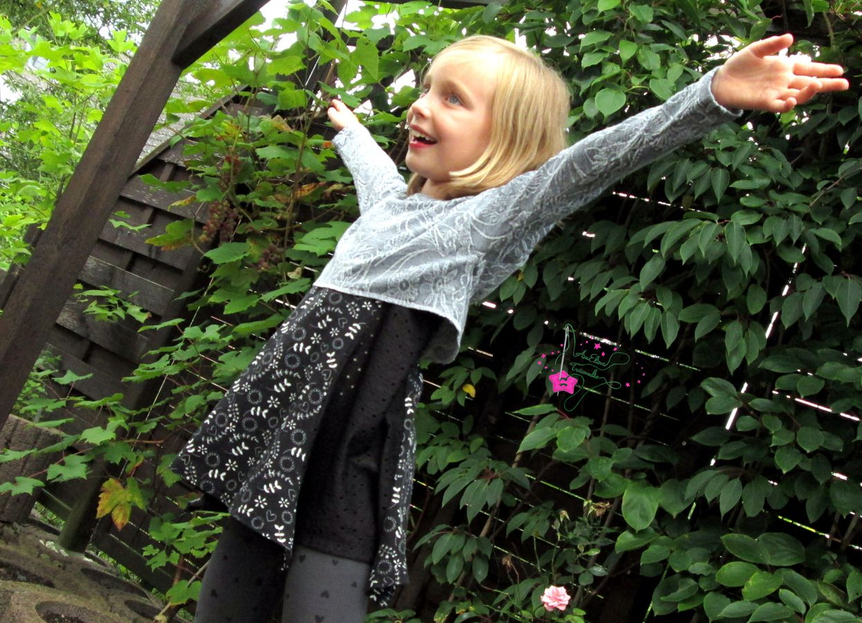 Produktfoto 11 von AmElina Träumelie für Schnittmuster Hitzefrei loves TraumShirt