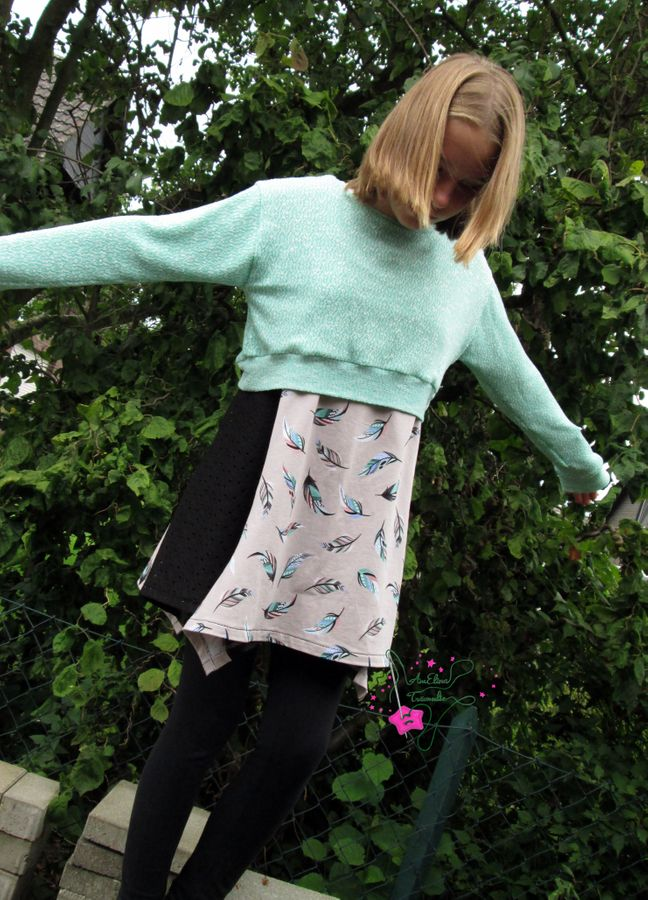 Produktfoto 12 von AmElina Träumelie für Schnittmuster Hitzefrei loves TraumShirt