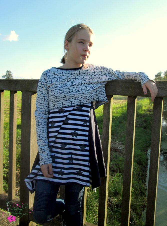 Produktfoto 13 von AmElina Träumelie für Schnittmuster Hitzefrei loves TraumShirt