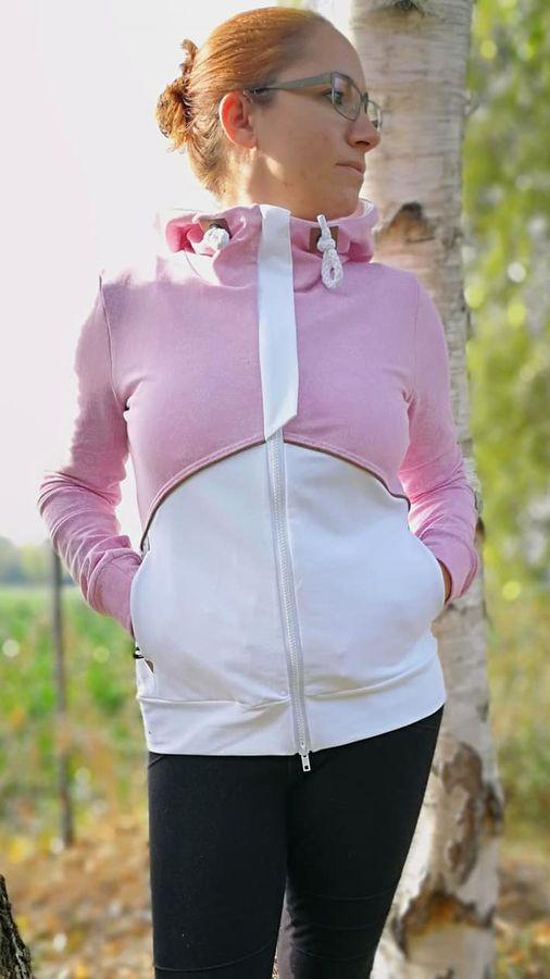 Produktfoto 6 von Mamili1910 für Schnittmuster KombiEBook Jacke Pihla Sweat+Softshell