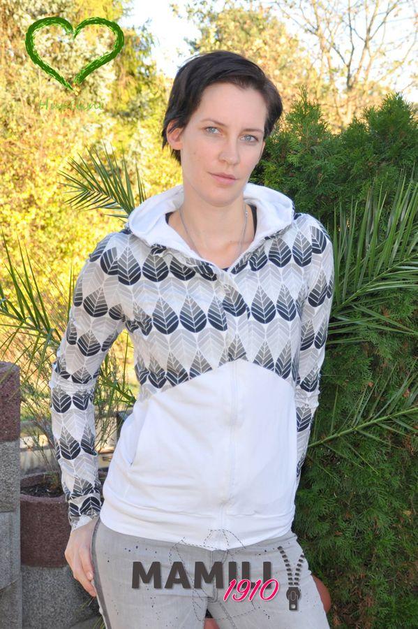 Produktfoto 10 von Mamili1910 für Schnittmuster KombiEBook Jacke Pihla Sweat+Softshell