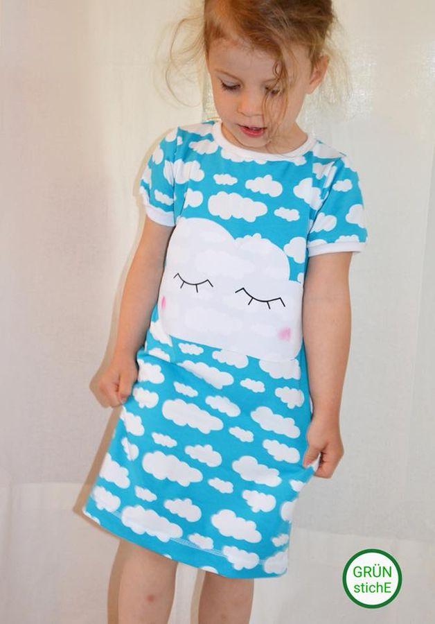 Produktfoto 2 von Happy Pearl für Schnittmuster  Happy Goodnight - Schlafshorty   Nachthemd   Pyjama