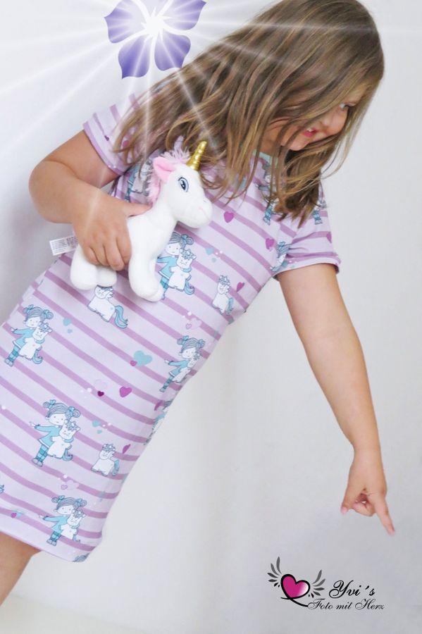 Produktfoto 4 von Happy Pearl für Schnittmuster  Happy Goodnight - Schlafshorty   Nachthemd   Pyjama