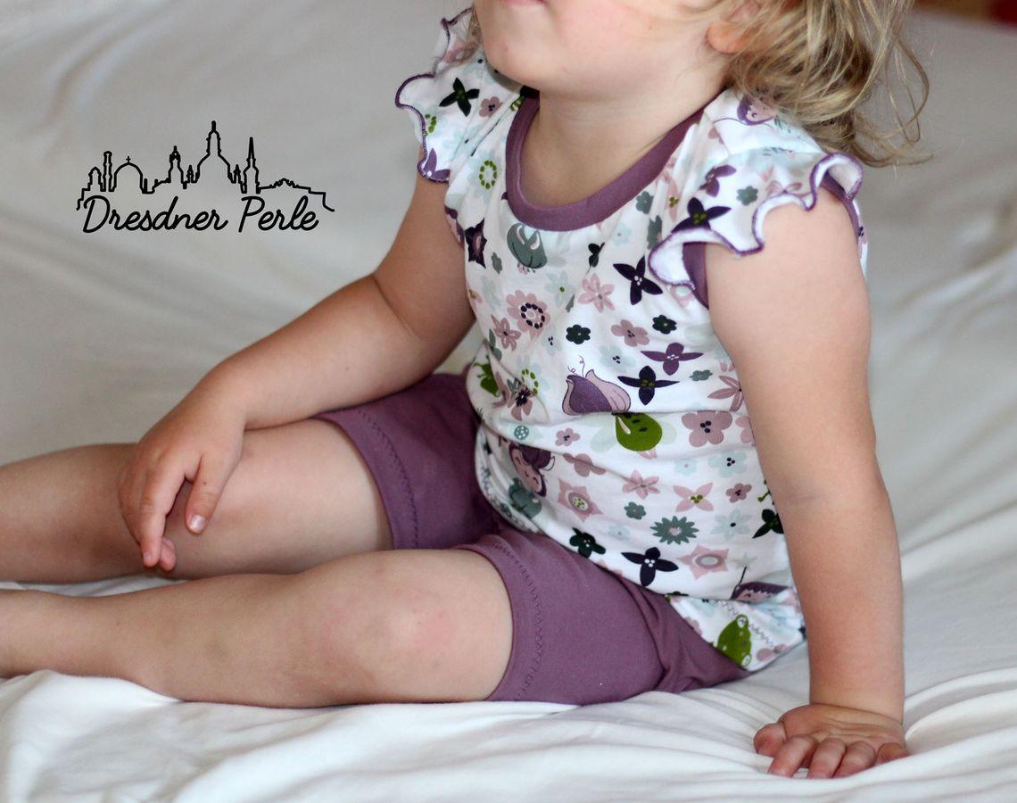 Produktfoto 8 von Happy Pearl für Schnittmuster  Happy Goodnight - Schlafshorty   Nachthemd   Pyjama