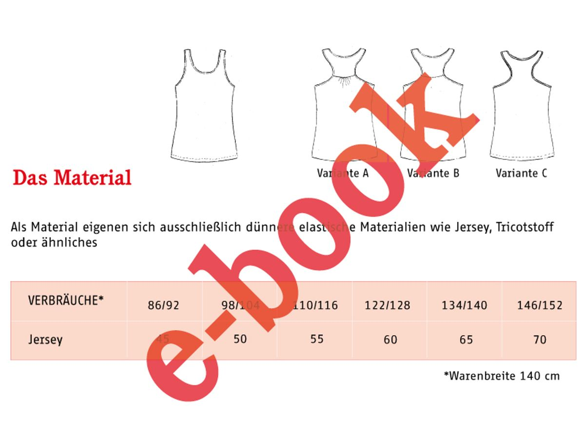 Produktfoto 4 von STUDIO SCHNITTREIF für Schnittmuster FRAU HENNIE & HENNIE Tops im Partnerlook