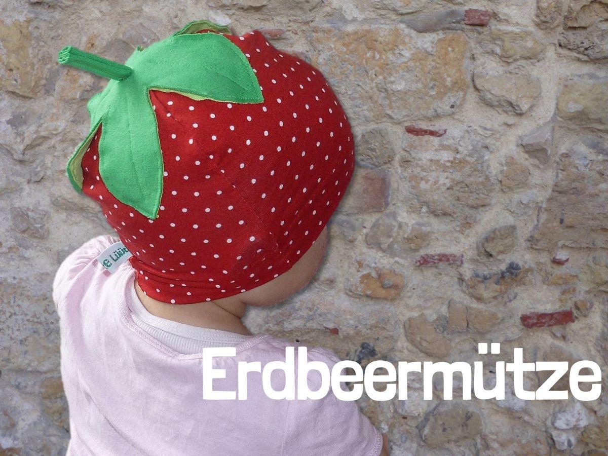 Produktfoto 5 von Windschnittich für Schnittmuster Erdbeermütze + Drachenbeanie