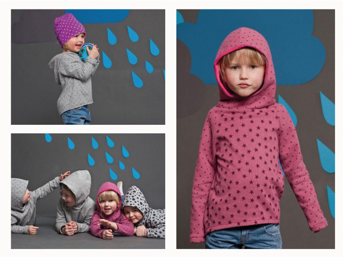 Produktfoto 7 von STUDIO SCHNITTREIF für Schnittmuster TONI FAMILIE  Kapuzensweater im Partnerlook
