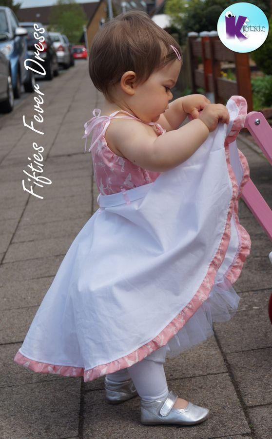 "Produktfoto 23 von KillerTasche für Schnittmuster Ebook Fifties-Fever ""Dress & Petticoat"""