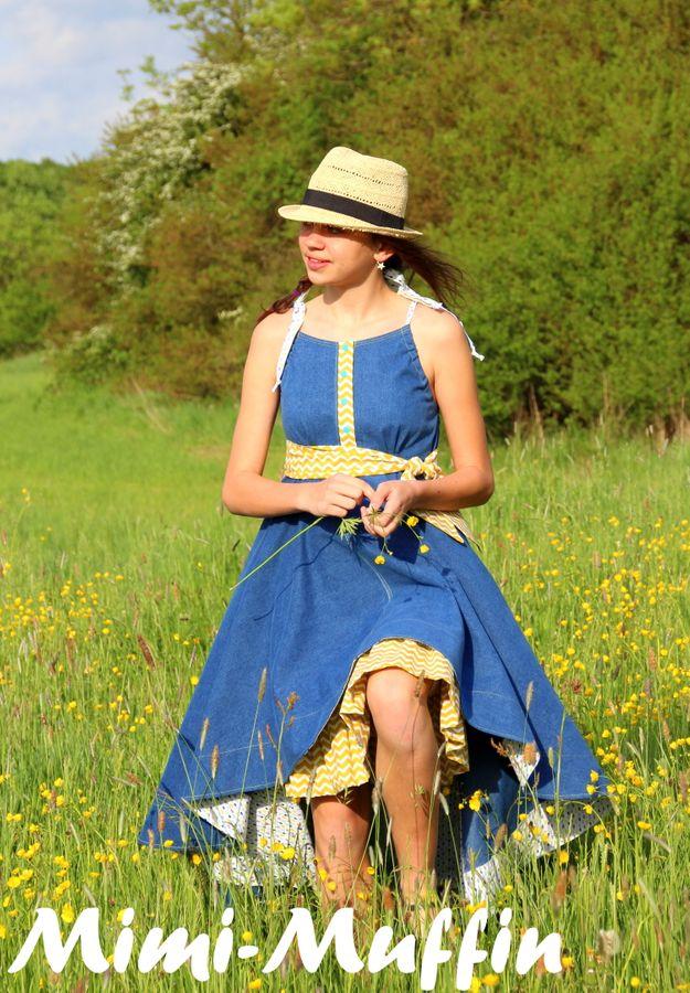 "Produktfoto 24 von KillerTasche für Schnittmuster Ebook Fifties-Fever ""Dress & Petticoat"""