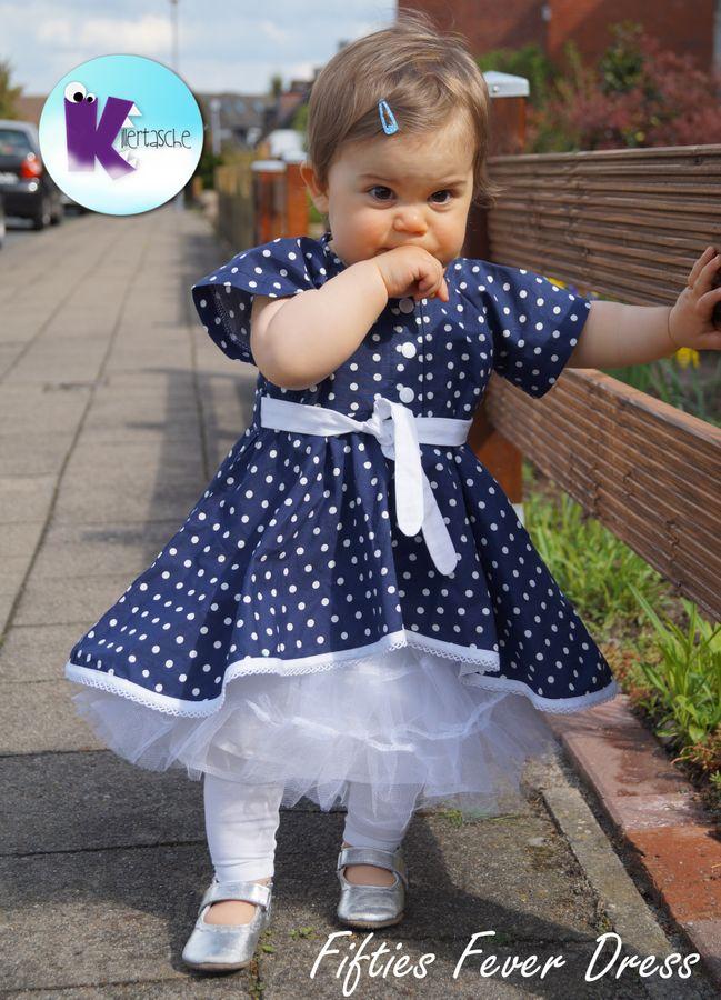 "Produktfoto 28 von KillerTasche für Schnittmuster Ebook Fifties-Fever ""Dress & Petticoat"""
