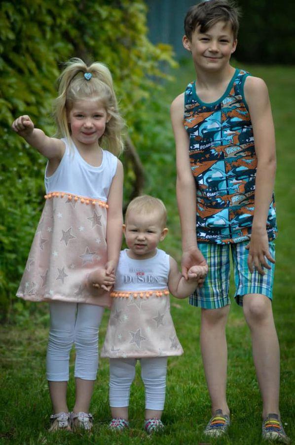 Produktfoto 1 von Mamilu Design für Schnittmuster Cool Summer Kids