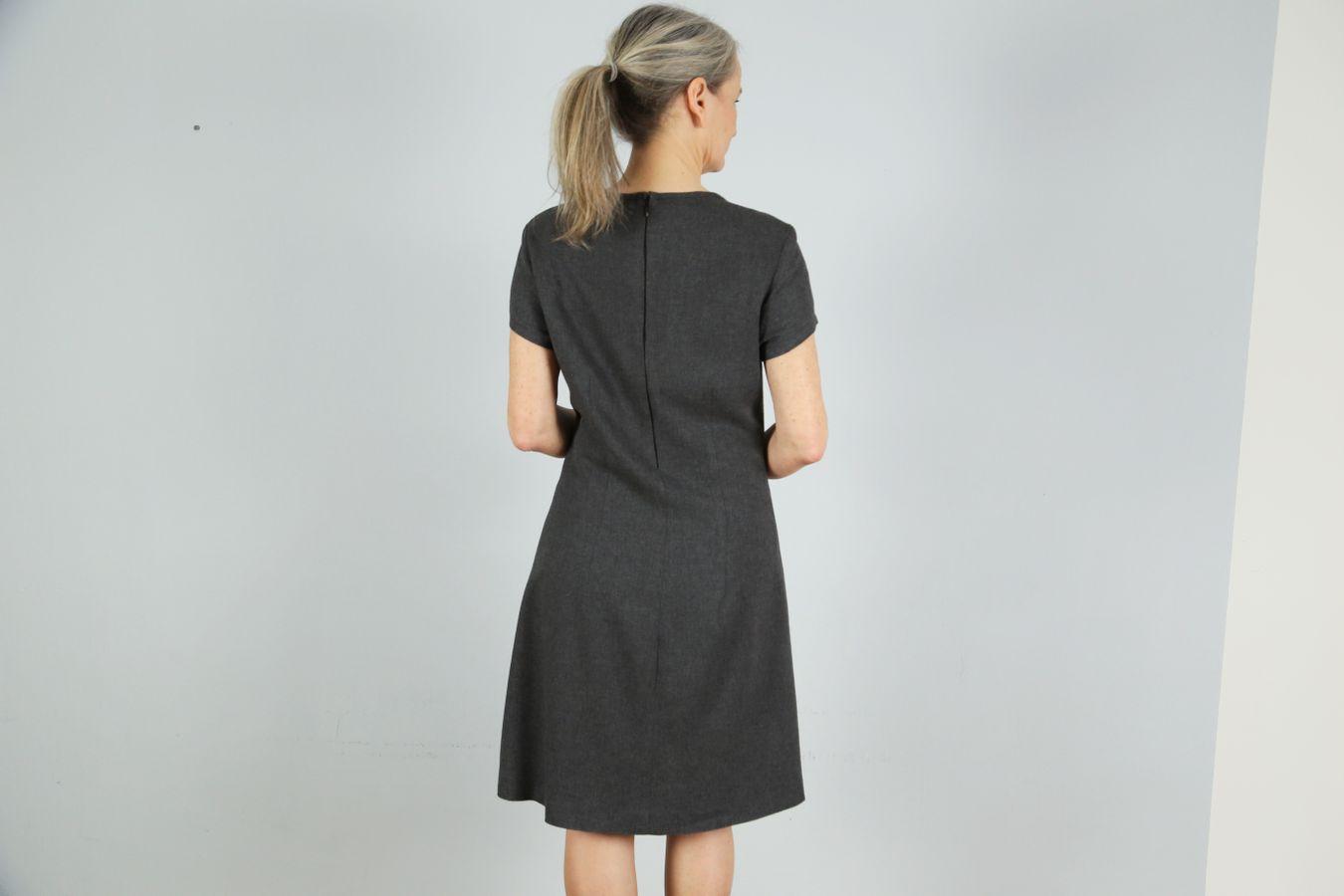 Produktfoto 6 von STUDIO SCHNITTREIF für Schnittmuster AMELAND und FRAU AMELAND • Kleider im Partnerlook,  e-book Kombi