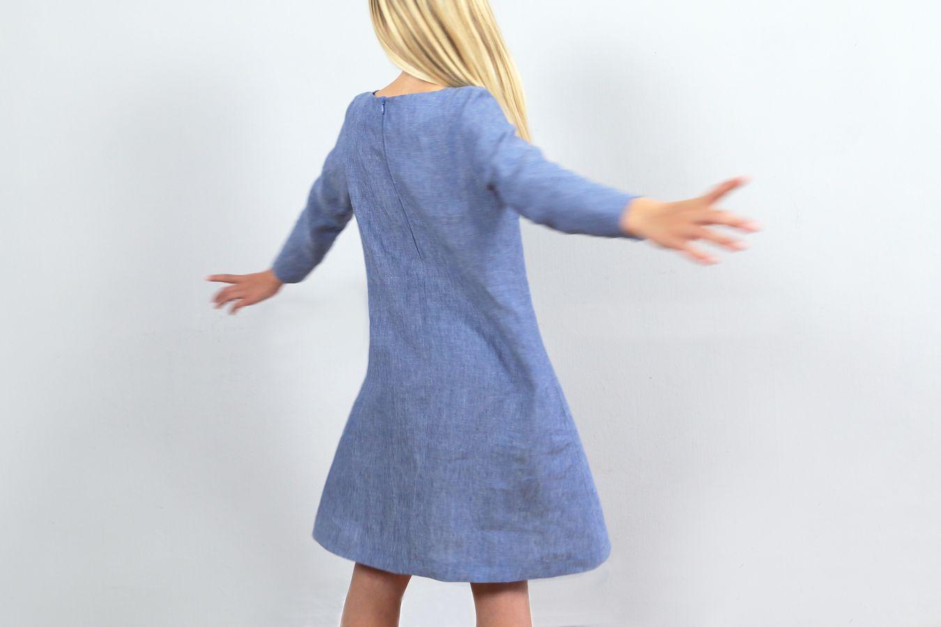 Produktfoto 9 von STUDIO SCHNITTREIF für Schnittmuster AMELAND und FRAU AMELAND • Kleider im Partnerlook,  e-book Kombi