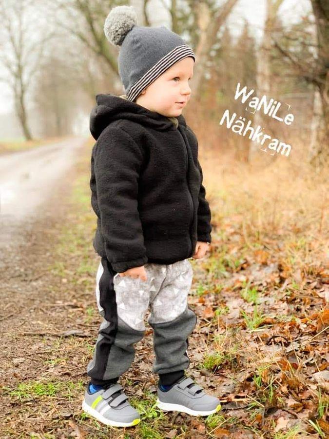 Produktfoto 2 von Näh Bärchen für Schnittmuster Jogging Kids