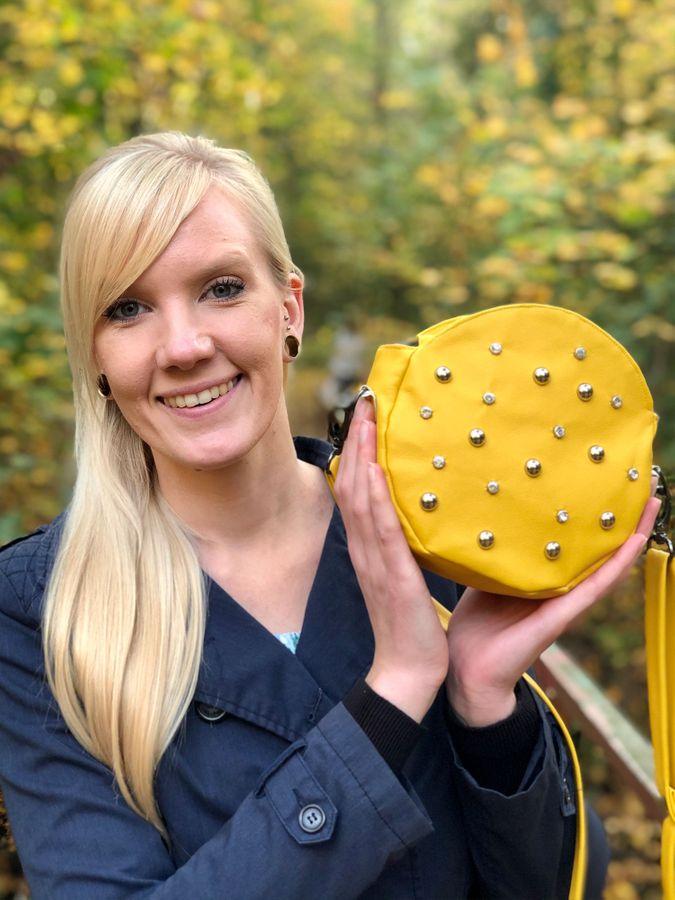 Produktfoto 4 von LaLilly Herzileien für Schnittmuster Circlebags Rondabel & Rondabelita