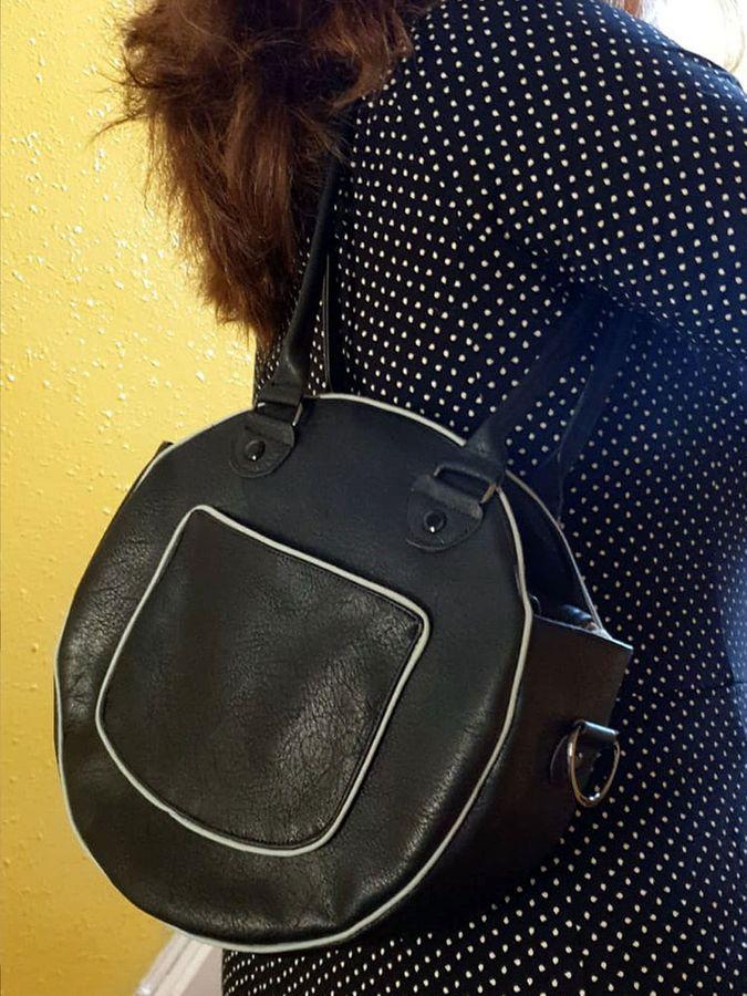 Produktfoto 5 von LaLilly Herzileien für Schnittmuster Circlebags Rondabel & Rondabelita