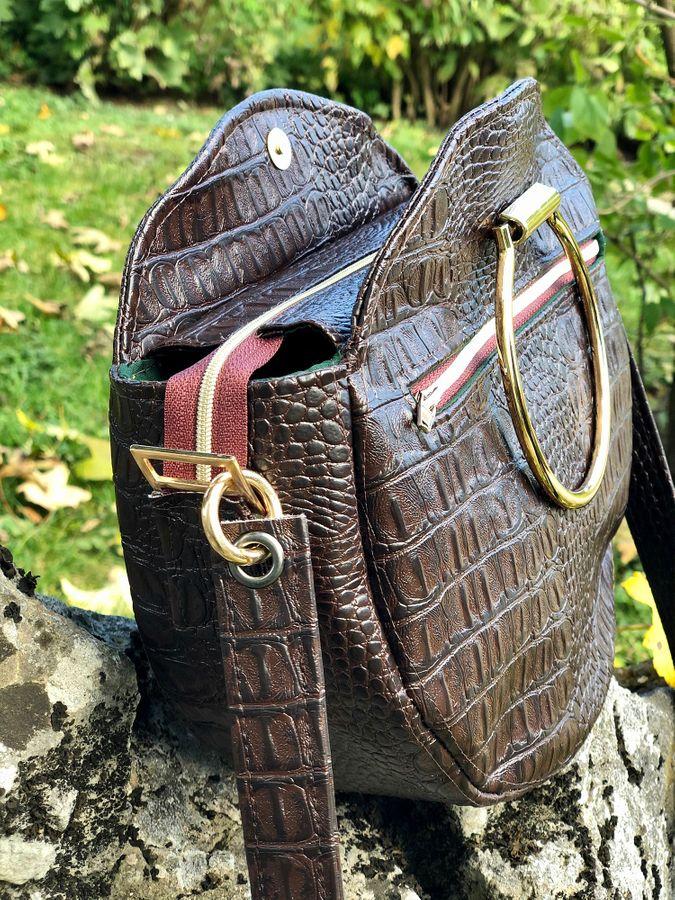 Produktfoto 7 von LaLilly Herzileien für Schnittmuster Circlebags Rondabel & Rondabelita