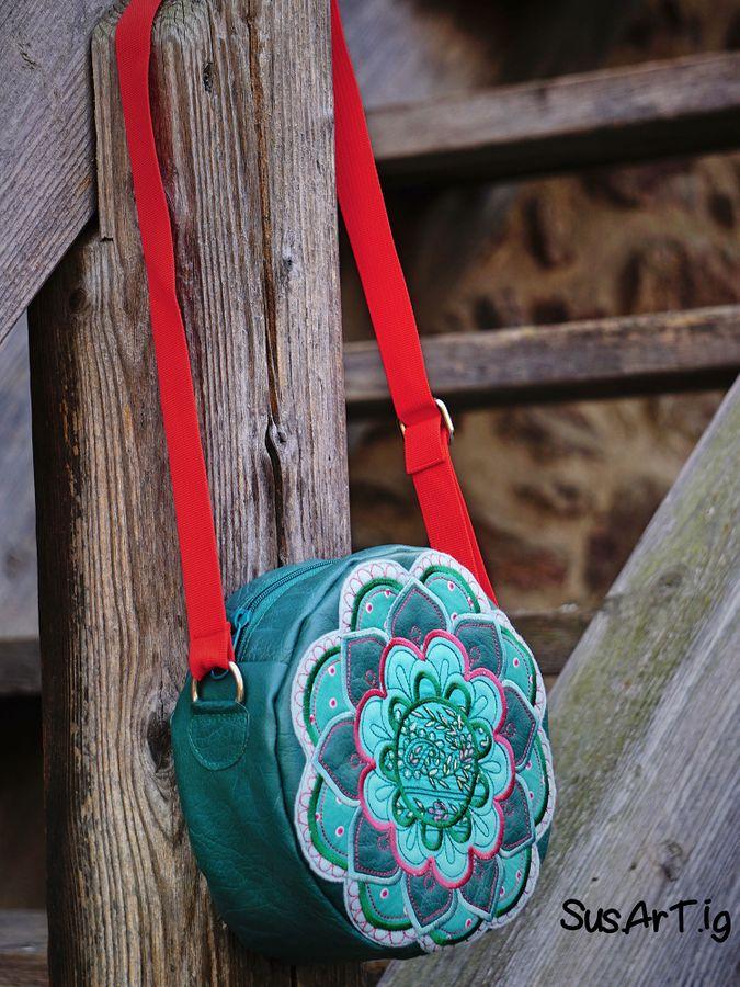 Produktfoto 9 von LaLilly Herzileien für Schnittmuster Circlebags Rondabel & Rondabelita