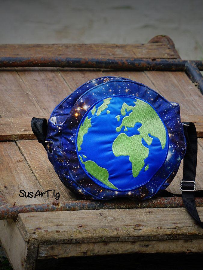 Produktfoto 10 von LaLilly Herzileien für Schnittmuster Circlebags Rondabel & Rondabelita