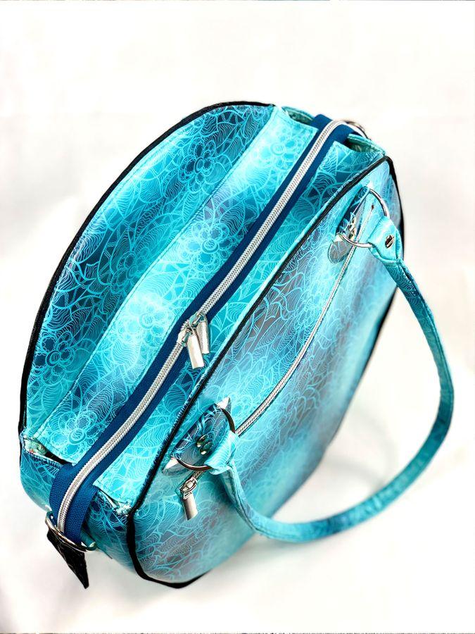 Produktfoto 11 von LaLilly Herzileien für Schnittmuster Circlebags Rondabel & Rondabelita