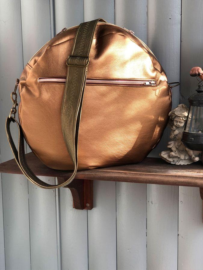 Produktfoto 13 von LaLilly Herzileien für Schnittmuster Circlebags Rondabel & Rondabelita