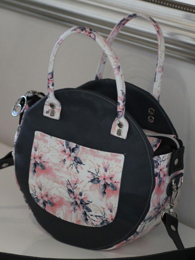 Produktfoto 16 von LaLilly Herzileien für Schnittmuster Circlebags Rondabel & Rondabelita
