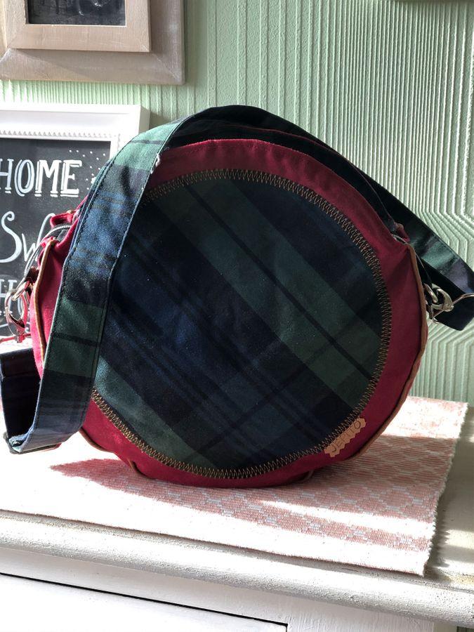 Produktfoto 17 von LaLilly Herzileien für Schnittmuster Circlebags Rondabel & Rondabelita