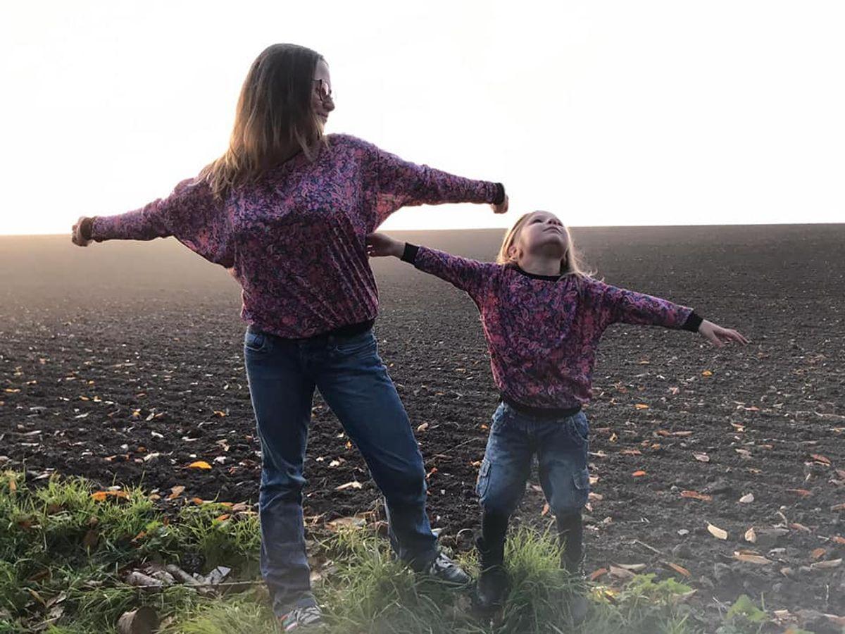 Produktfoto 5 von Nähcram für Schnittmuster Mama/Kind-Kombi: MissLässig und Lara&Lars