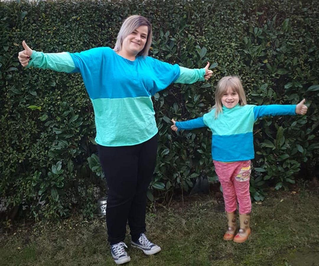 Produktfoto 7 von Nähcram für Schnittmuster Mama/Kind-Kombi: MissLässig und Lara&Lars