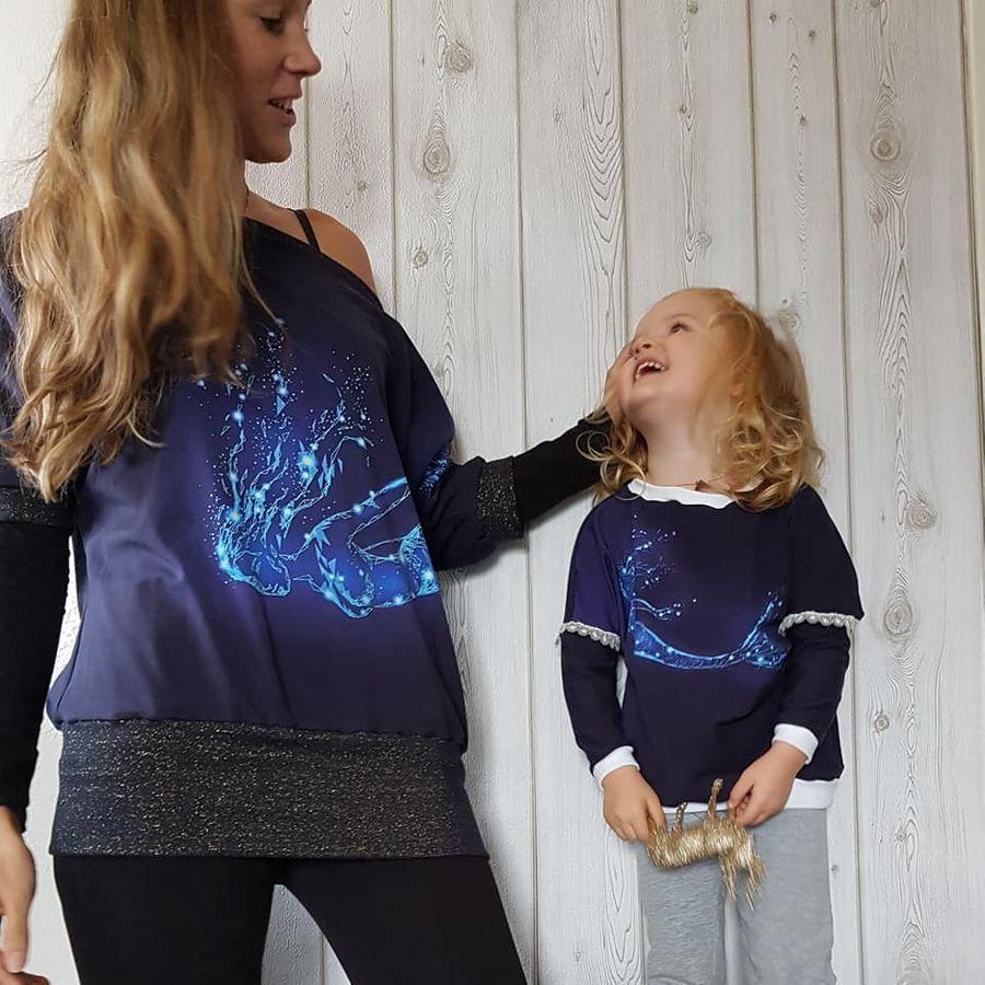 Produktfoto 10 von Nähcram für Schnittmuster Mama/Kind-Kombi: MissLässig und Lara&Lars