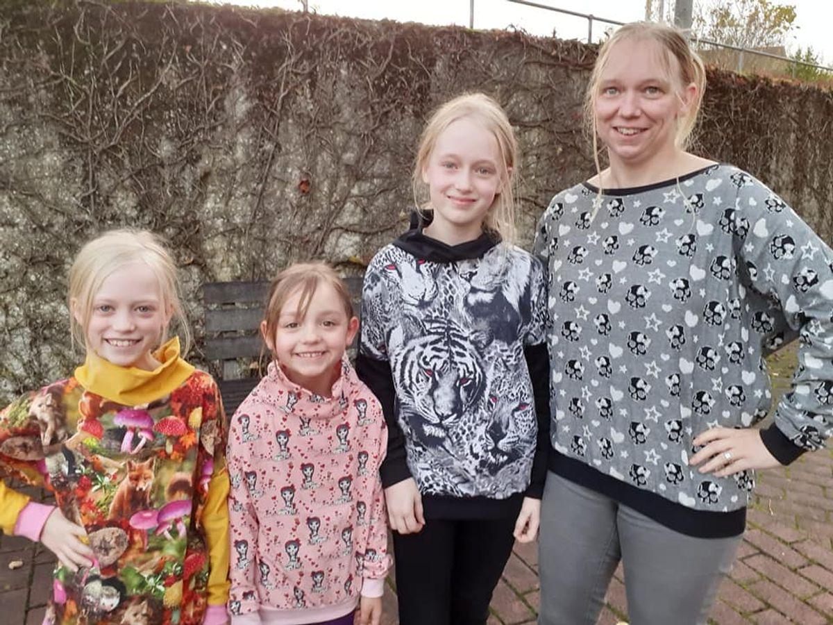 Produktfoto 11 von Nähcram für Schnittmuster Mama/Kind-Kombi: MissLässig und Lara&Lars
