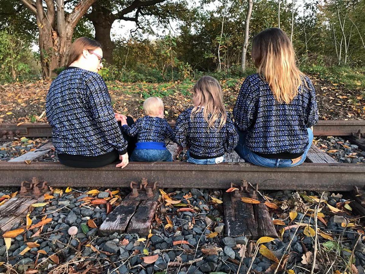 Produktfoto 13 von Nähcram für Schnittmuster Mama/Kind-Kombi: MissLässig und Lara&Lars