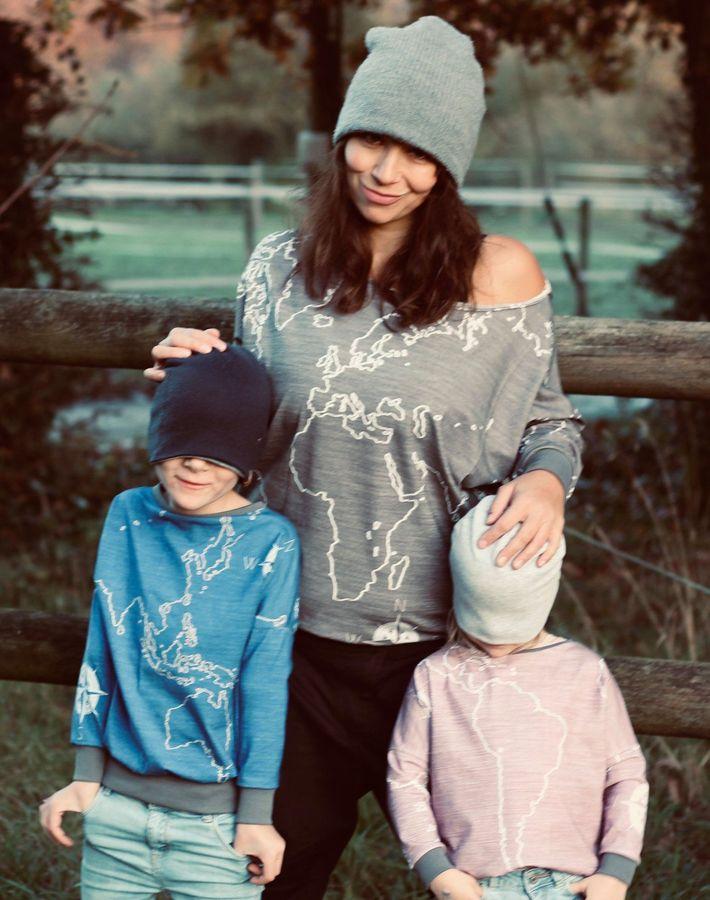 Produktfoto 15 von Nähcram für Schnittmuster Mama/Kind-Kombi: MissLässig und Lara&Lars