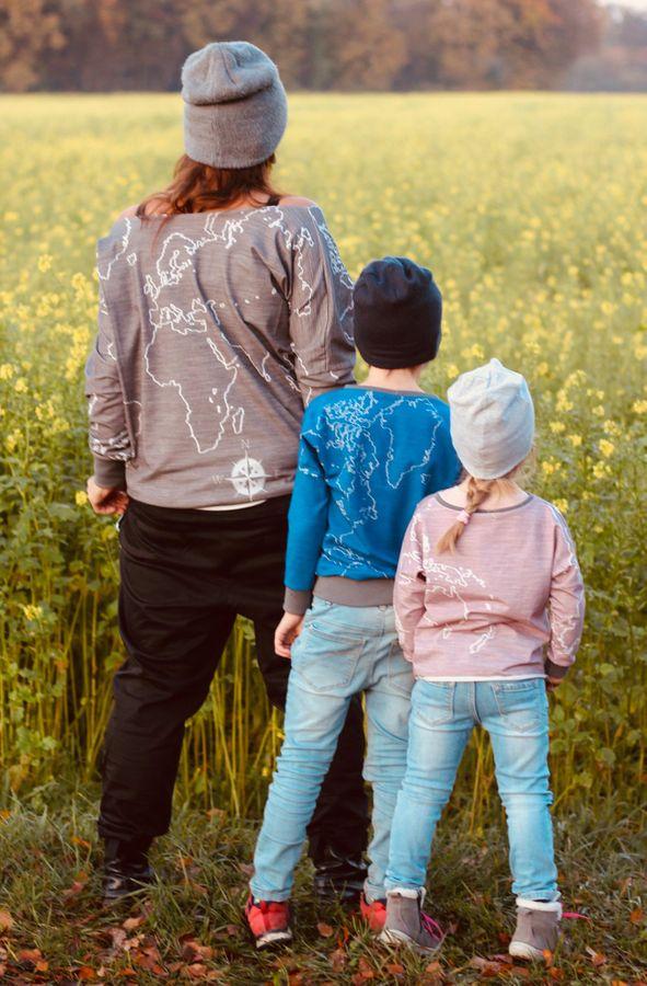 Produktfoto 16 von Nähcram für Schnittmuster Mama/Kind-Kombi: MissLässig und Lara&Lars