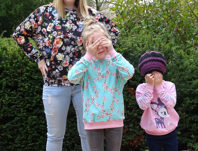 Produktfoto 17 von Nähcram für Schnittmuster Mama/Kind-Kombi: MissLässig und Lara&Lars
