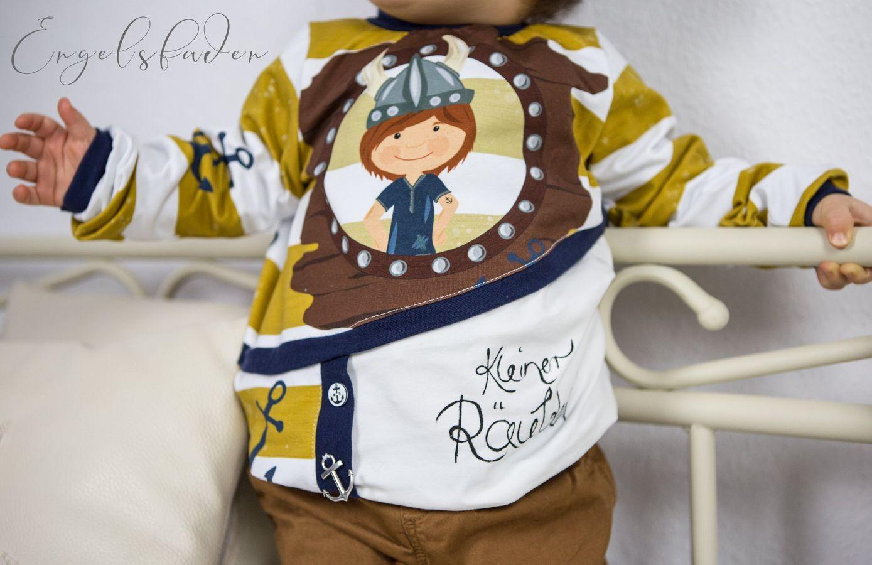 Produktfoto 11 von Happy Pearl für Schnittmuster Happy Aurela + Aurel - Tunika + Pullover